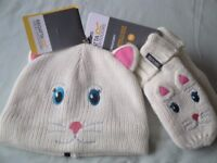 Regatta Child's Hat & Mitts Sets - brand new