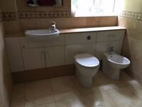 Bathroom Suite For-sale - Good Condition throughout