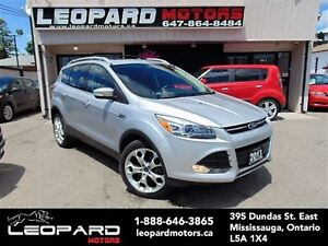 2013 Ford Escape Titanium,Navigation,Camera,Panoramic*Loaded*