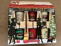 Sealed Yankee candle set