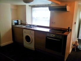 Fully furnished 1 bedroom flat in prime city centre BD8 location.