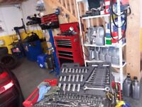 mechanical garage for sale