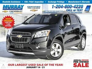 2015 Chevrolet Trax LT 2LT *All Wheel Drive, Remote Start*