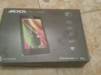 """for salearchos 7"""" lcd widescreen tablet 8gb with wifi £20"""