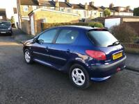 Peugeot 206 - 1 Lady Owner - Full Service