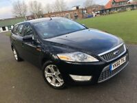 FORD MONDEO TITANIUM X 2010 FULL SERVICE HISTORY TOP SPEC LEATHER HEATED INTERIOR LONG MOT