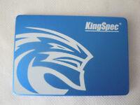 """New KingSpec 60GB SATA III 2.5"""" internal SSD (Solid State Drive)."""