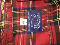Hector Russell Kilt for small boy