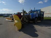 1999 International 2674 Tandem Snow Plow