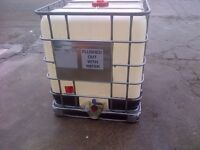 Ibc containers for sale £35 each