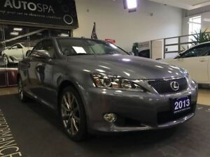 2013 Lexus IS250C Navigation Package