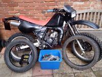 Kawasaki Kmx !25cc