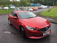 MAZDA6 2.2 TD SKYACTIV-D SE-L 4dr Low Mileage & Great Condition