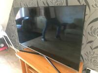 "48"" Samsung flat screen TV"