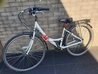 """Apollo Ladies Bike 16"""" frame"""