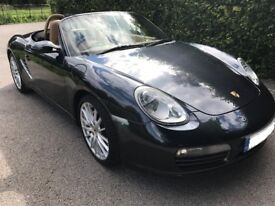 Porsche Boxster S 987 3,4L 24V 295 BHP 2007year 64100 Miles 2 Owners