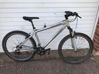 Land Rover discovery mountain bike
