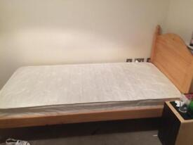 Single bed (frame only)