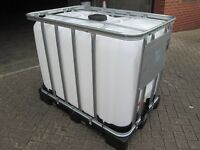 600 litre IBC Container / Tank / Storage