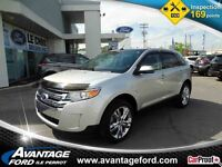 2013 FORD EDGE AWD LIMITED Limited/AWD/Certifie/Cuir/Toit/Nav/Bl