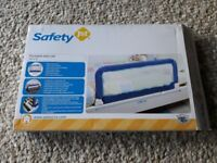 Portable Bed Rail - safety guard for child bed - As New
