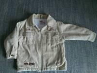 Toddler corduroy jacket
