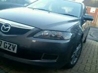 Mazda 6 2007 2.0 TS2 two keys 106000
