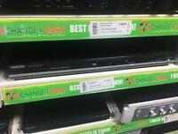 Toshiba DVD player- scart lead