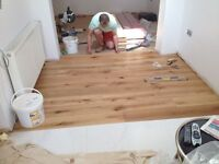 Tiler Painter Decorator Fixer Carpenter Floring House Flat Refurbishements Garden adoptations