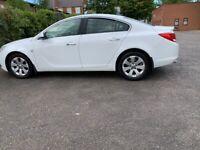 = automatic Vauxhall Insignia 2009 2.0 CDTi 16v SE Nav 5dr