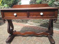 Antique Pine Desk/Dresser, Dovetail Joints, Quick Sale Needed