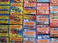Wanted 60s/70s/80s/90s toys. Trains Corgi Dinky Matchbox Lego Meccano etc