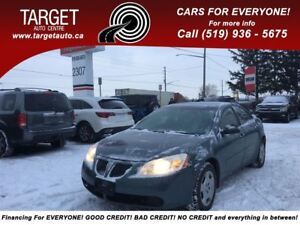 2006 Pontiac G6 4 Cylinder, Good on Gas And More !!!