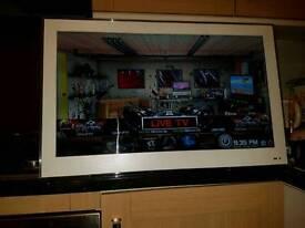 "Thomson 32"" LED TV 2 HDMI 1 USB FreeView White"