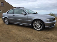 Mint BMW 320CD, beautiful condition!