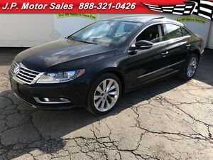 2013 Volkswagen CC Highline, Navigation, Leather, Sunroof,