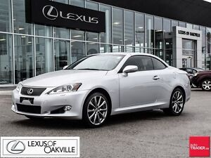 2013 Lexus IS350C Navigation Package