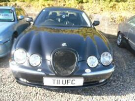 JAGUAR S-TYPE V8 AUTO STUNNING , LOVELY CONDITION, WELL CARED FOR, MUST BE SEEN, GOOD REG 1999