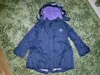 Girls coat 6-7y BNWT
