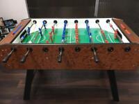 Italian Sardi Hobby football table