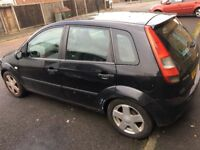 Ford Fiesta Zetec for sale spares or repair car has some problems but it still starts !