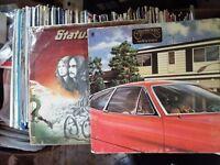 "150 Vinyl Albums 12"" Records Mixed Selection"