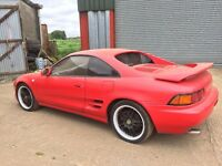 MR2 BODY PARTS ONLY