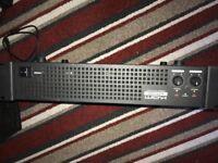 KAM KXR 300 amplifier and Skytec 250 w Speakers