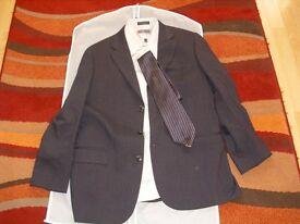 Movie Prop Prison Break Secret Agent Suit With Certificate of Authenticity