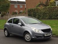 2008 VAUXHALL CORSA 1.2 LIFE + 88K MILES + IRMSCER GRILL +
