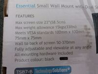 Techsol small wall mount