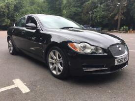Jaguar XF luxury 3.0 diesel