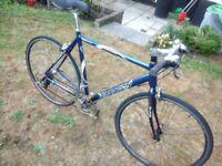 Saracen Zenith 7005 Road Bike (22.5 inch frame)