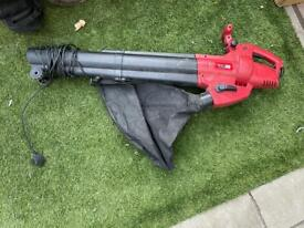 Callow - outdoor garden leaf blower and vacuum 3000w electric